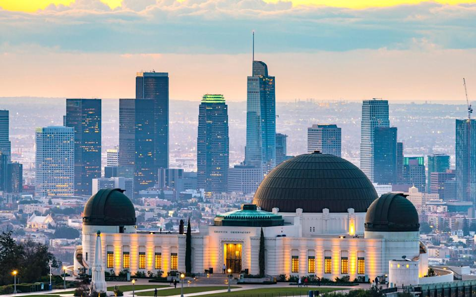 Griffith Observatory, Los Angeles - iStock