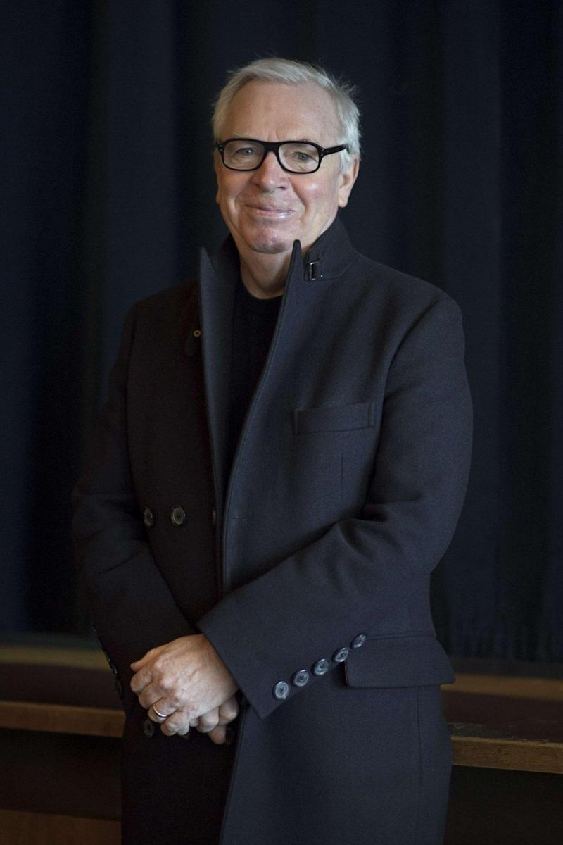David Chipperfield (Rex Features)
