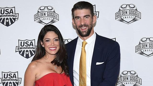 Michael Phelps Welcomes 2nd Son, Shares Adorable Pic & Name