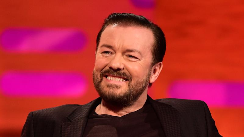 Ricky Gervais shares jokes he would have made as Oscars host