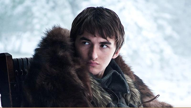 Isaac Hempstead Wright as Bran (credit: HBO)