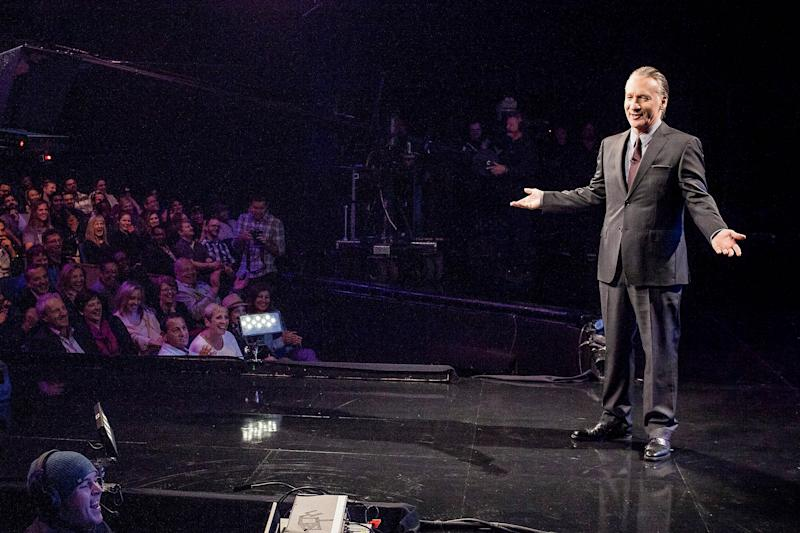 Bill Maher Says His Use of N-Word on Live TV 'Not Racist Mistake'
