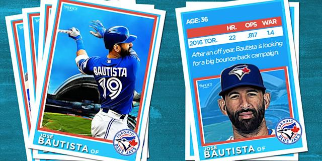 <p>Next in our pack of cards is the returning Blue Jays franchise icon. </p>