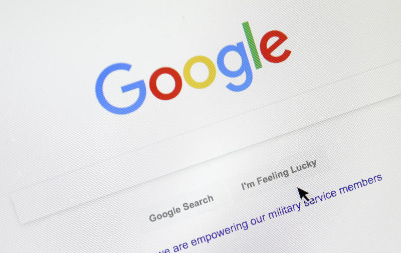 AP Explains Google Search Results