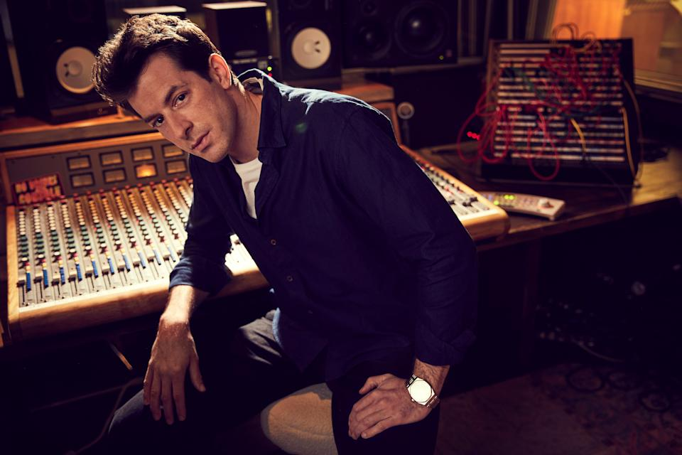 (Press Watch The Sound With Mark  Ronson)