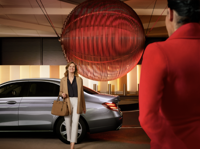 Flying start: until July, Virgin Atlantic's highest spending passengers qualify for a free Mercedes E-class to the airport: Virgin Atlantic