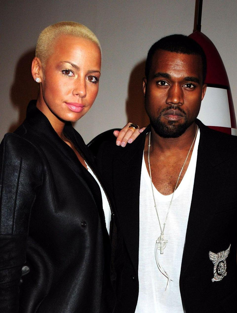 "<p>Following Kanye's Twitter rant against Wiz Khalifa, which included references to Amber, MUVA took matters into her own hands. If <a href=""https://twitter.com/DaRealAmberRose/status/692445698160091136"" rel=""nofollow noopener"" target=""_blank"" data-ylk=""slk:#FingersInTheBootyAssBitch"" class=""link rapid-noclick-resp"">#FingersInTheBootyAssBitch</a> doesn't make you stand up and clap, you have some <a href=""https://www.cosmopolitan.com/entertainment/celebs/news/a52777/amber-rose-responds-to-kanye-rant/"" rel=""nofollow noopener"" target=""_blank"" data-ylk=""slk:reading"" class=""link rapid-noclick-resp"">reading</a> to do. <a href=""https://www.cosmopolitan.com/entertainment/celebs/news/a52855/kanye-west-responds-to-amber-rose/"" rel=""nofollow noopener"" target=""_blank"" data-ylk=""slk:Kanye tried to remedy the situation days later"" class=""link rapid-noclick-resp"">Kanye tried to remedy the situation days later</a>, also on Twitter (""Exes can be mad but just know I never let them play with my ass. I don't do that… I stay away from that area all together""), but it felt a little late.</p>"
