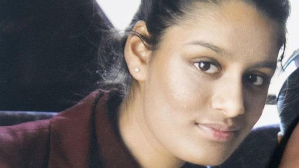 Shamima Begum has just given birth to a boy (Picture: PA)