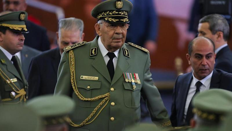 Tebboune announces three days of mourning in Algeria after sudden death of army chief