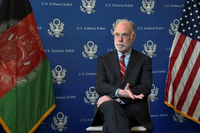 Wilson said the Islamic State group remains a potent force in Afghanistan
