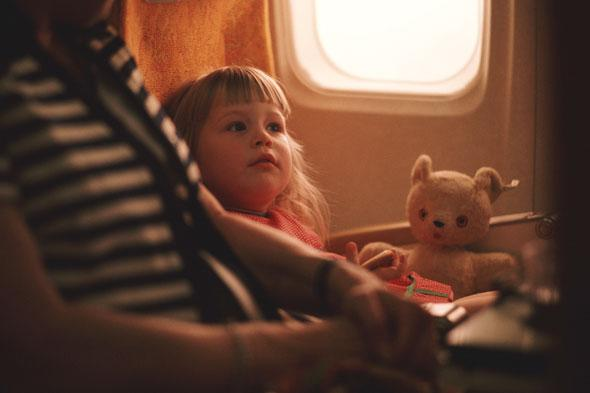 Half of Brits would pay extra for child-free flights