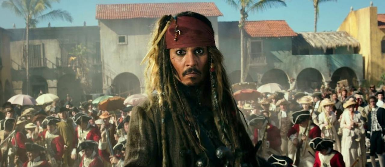 Sequels and reboots are all the rage in May, with Jack Sparrow, Star-Lord and Mitch Buchannon hitting the big screen.