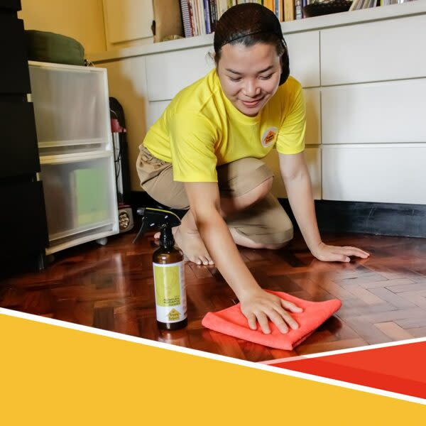House Cleaning Services in Metro Manila - Happy Helpers