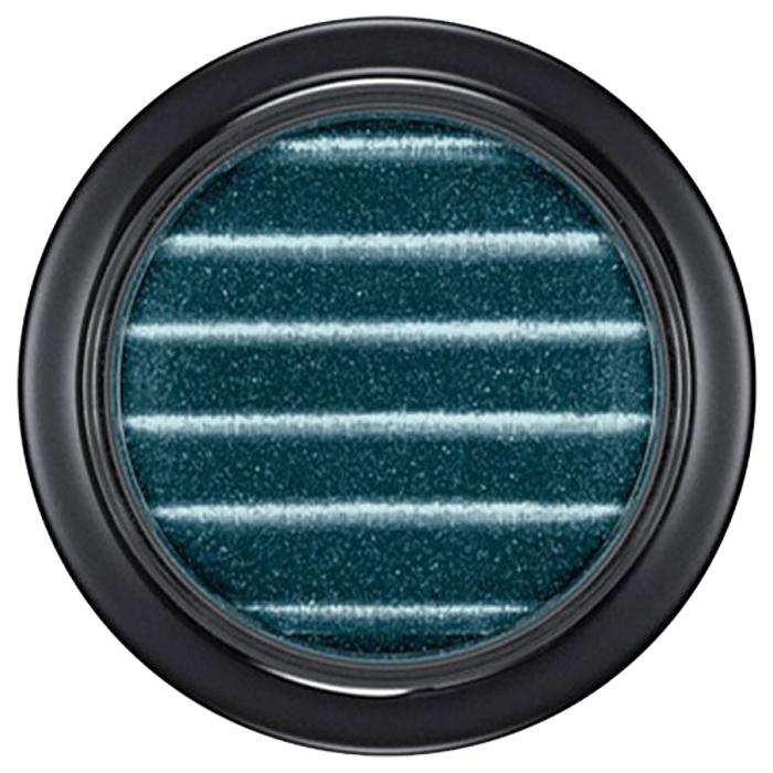 """<p>This deep teal complements all eye colors and skin tones, but really pops when paired with warm eye colors, like amber, says Sotomayor. Spread the shade all over the lid with a dense brush, steering clear of your inner-corners and lower lash lines. Applying it below eyes can """"create the look of dark circles,"""" says Sotomayor.</p>  <p>MAC Cosmetics Spellbinder Eye Shadow in Blue Karma</p> <p>$22 