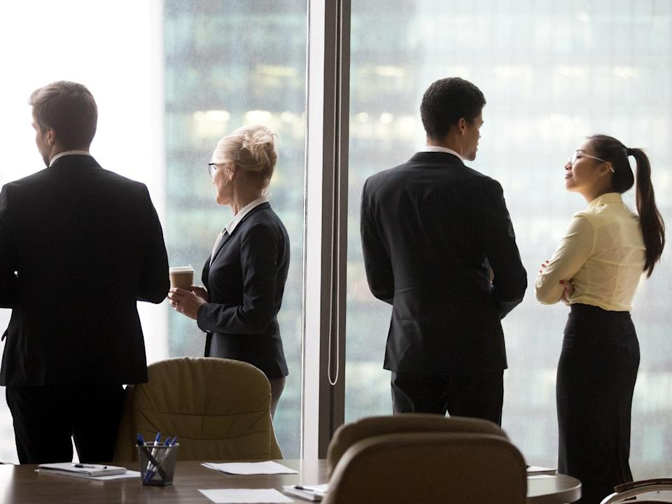 <p>Gender inequality is still an issue in many workplaces</p> (iStock/Getty)
