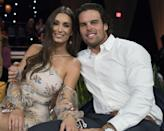 <p>Astrid and Kevin were by far the strongest couple of season 5. That is, until Kevin dumped Astrid out of nowhere before the fantasy suites and broke her (and all of Bachelor Nation's) heart. Rude!!</p>