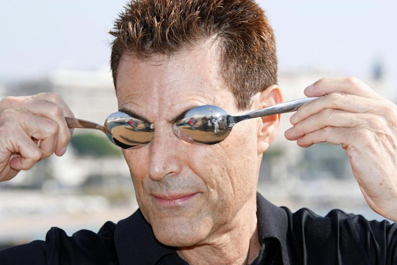 Uri Geller wrote an open letter to Theresa May last week (AFP/Getty Images)