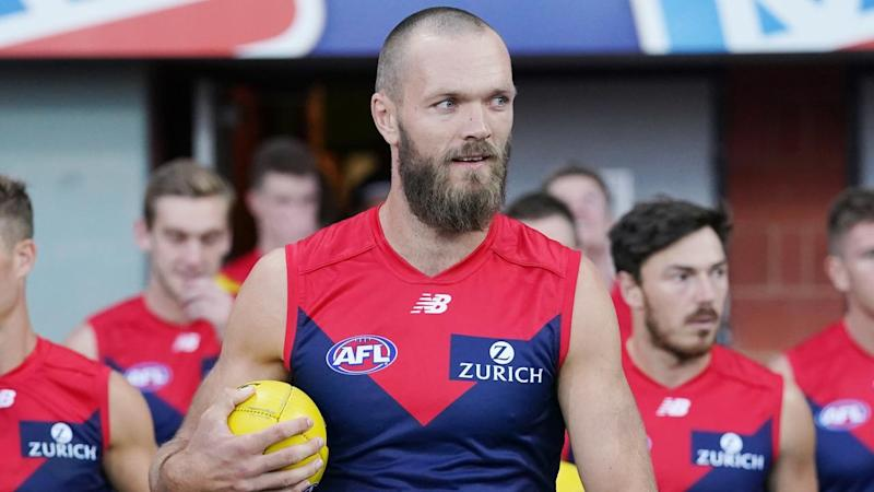 Max Gawn says most AFL players want the season to start on schedule this week