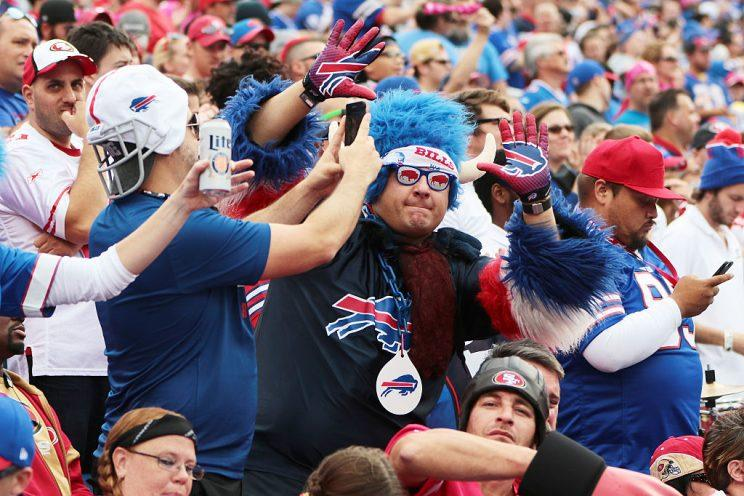Buffalo fans should have the occasional pass attempt to cheer for in 2017.