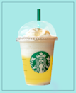 <p>The nation's favourite ice cream! If you love Mango Soleros for their tanginess and dangerously addictive taste, then you'll fall head over heels in love with this drink version.</p><p>Based on the coffee chain's classic Tropical Mango Smoothie, this delicious twist is SO simple to order – all that's required is a simple swap of ingredients! </p><p><strong>What should I ask for? </strong>Tropical Mango with Pouring Cream (instead of tea).</p>