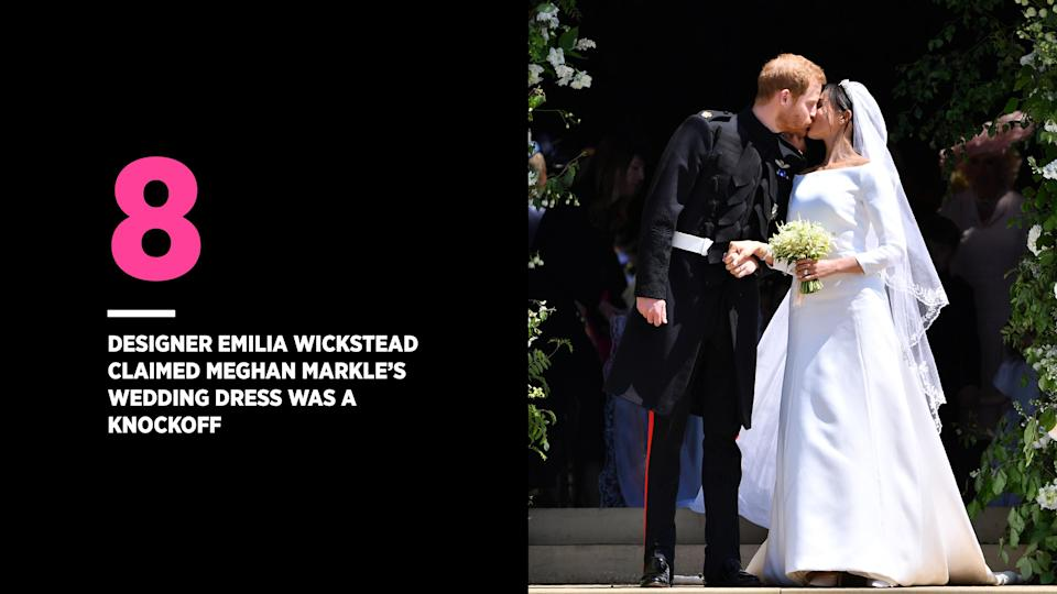 This was a royal controversy. (Photo: Getty Images)