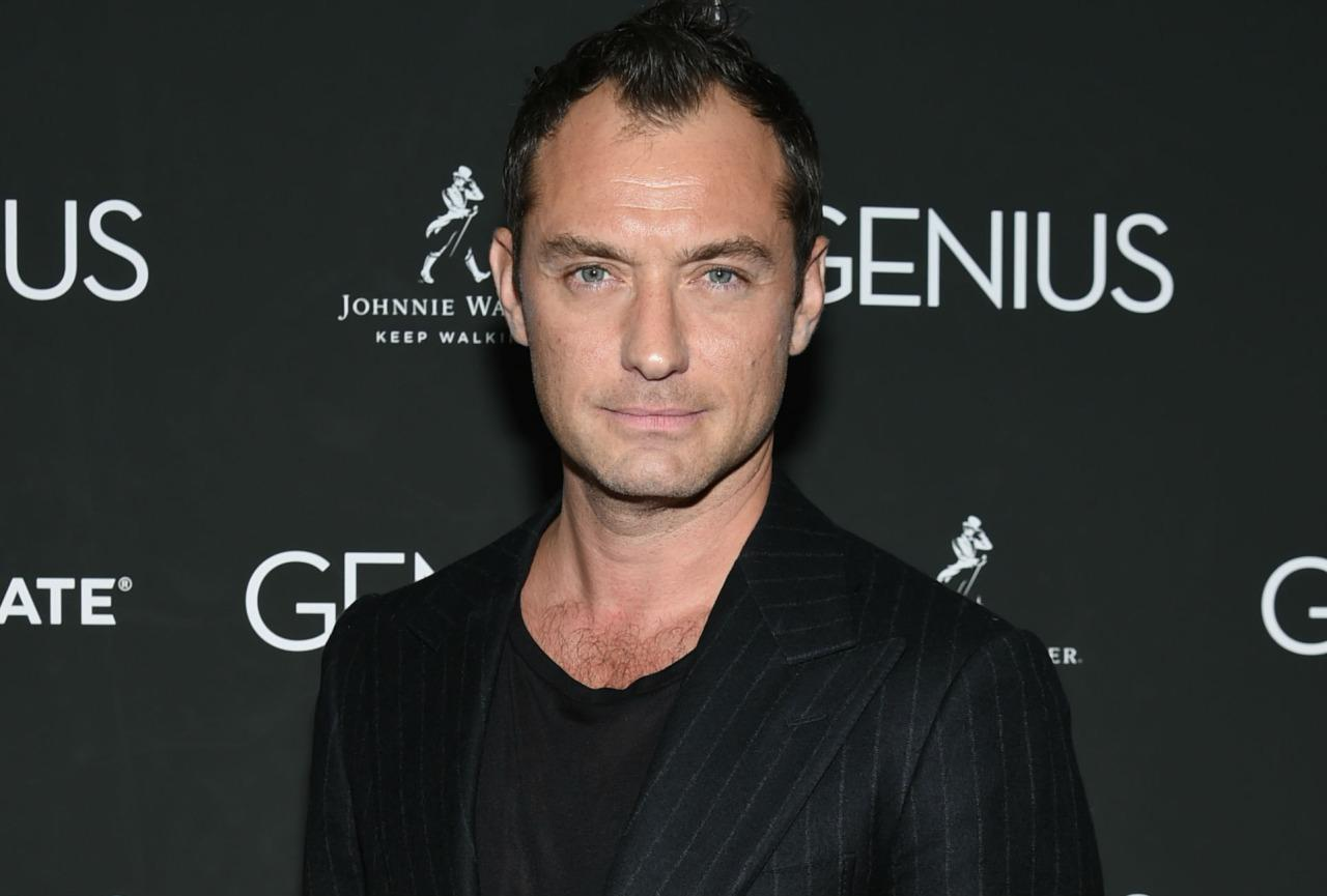 Jude Law rejected Superman role due to costume