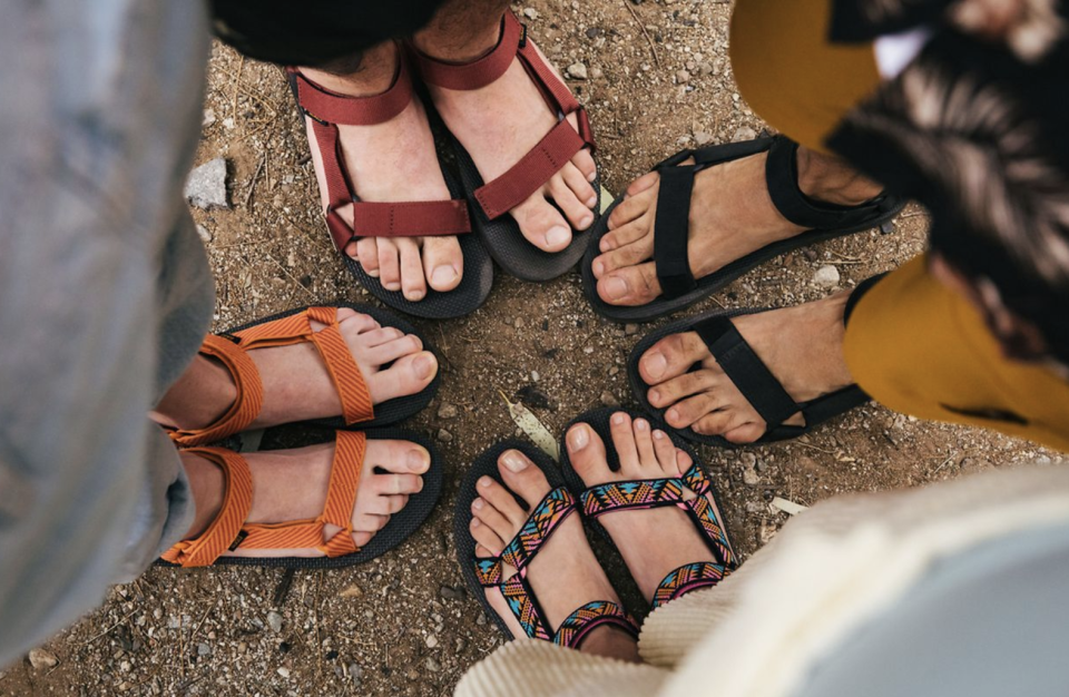 Fashionable, durable and on sale. There's nothing better. (Photo: Tevas)