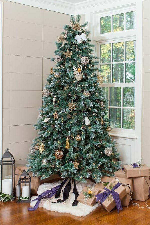 "<p>Bring a bit of the forest home with <a href=""https://www.elledecor.com/life-culture/fun-at-home/g2807/christmas-tree-style/"" rel=""nofollow noopener"" target=""_blank"" data-ylk=""slk:your Christmas tree"" class=""link rapid-noclick-resp"">your Christmas tree</a> by decorating it with ornaments that evoke the woodlands, such as the dainty owls and deer showcased in this tree by <a href=""http://www.stylemepretty.com/vault/image/2284623"" rel=""nofollow noopener"" target=""_blank"" data-ylk=""slk:Style Me Pretty"" class=""link rapid-noclick-resp"">Style Me Pretty</a>. </p>"