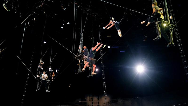 Cirque du Soleil Aerialist Dies After Falling During Performance in Tampa