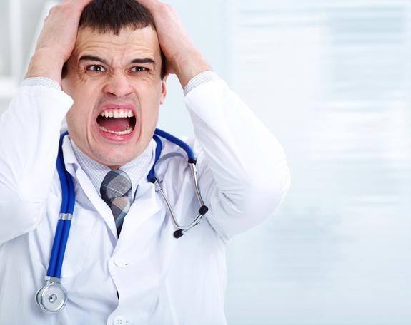 Oops! US Doctors Screw Up Surprisingly Often: Study