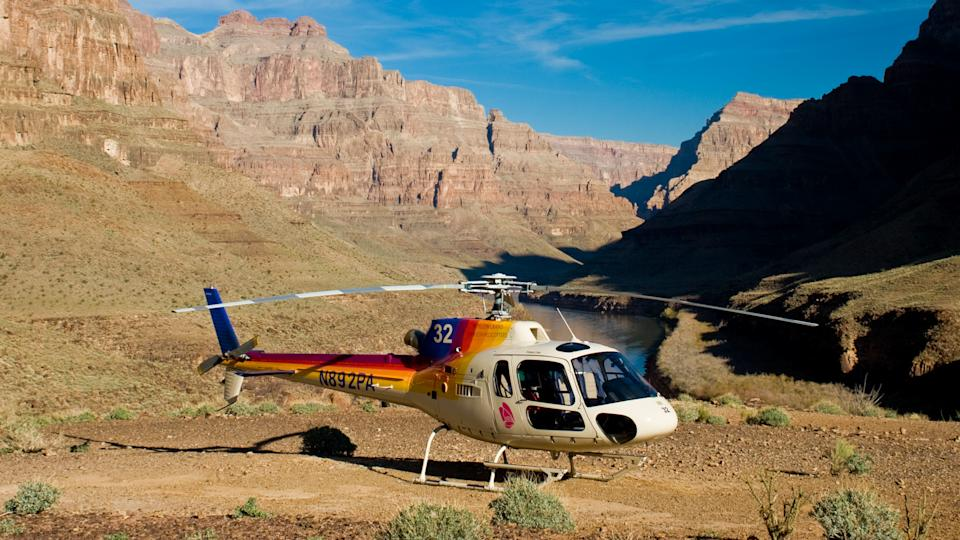 Carved over 16 million years by the Colorado River, the Grand Canyon is one of the Seven Natural Wonders of the World.