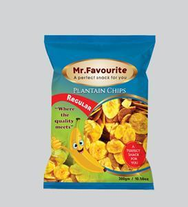 Mr. Favourite plantain chips are 100 percent vegan, gluten-free, and trans fat-free. Plantains, a type of banana, are believed to have originated from Southeast Asia, although other sources place them in eastern Africa as early as 3000 BCs.