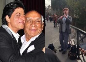 Missed Yashji: Shah Rukh Khan gets emotional about violinist playing 'DDLJ' in Paris