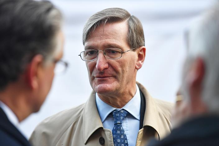 """Dominic Grieve has accused Boris Johnson of being """"elastic with truth"""". (PA Images)"""