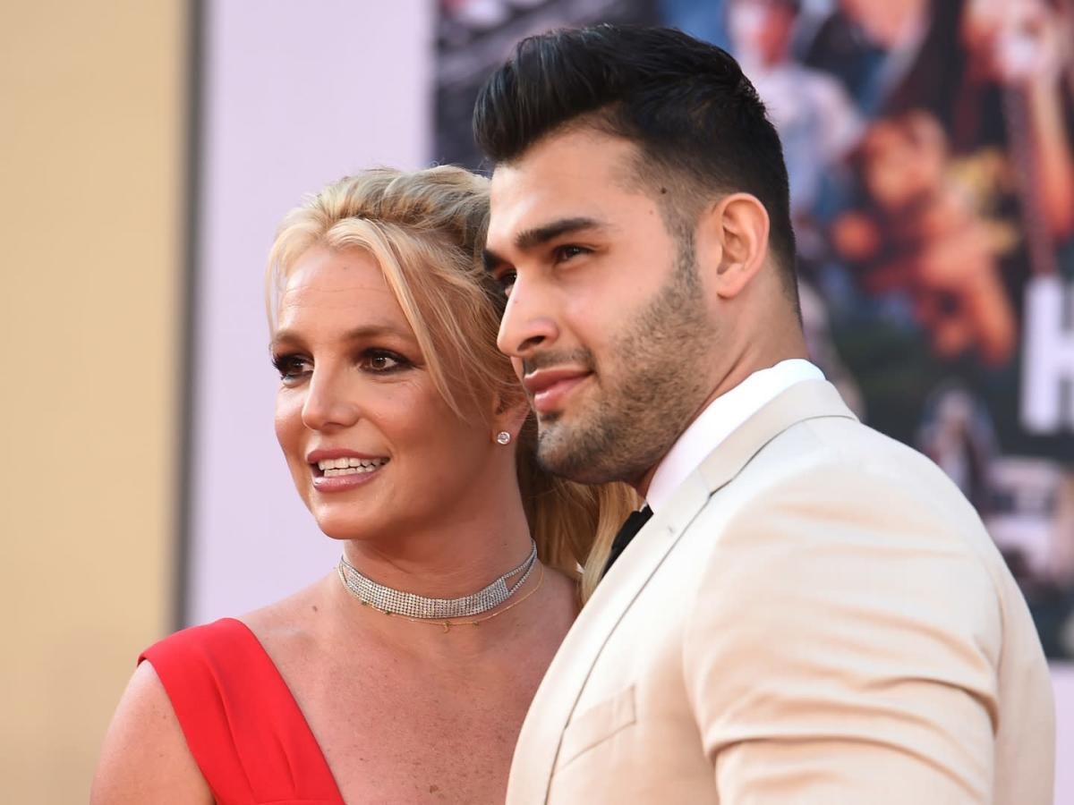 Sam Asghari's Ex Shares Her Opinion On His Engagement to Britney Spears & It's Not What You Might Expect – Yahoo Entertainment