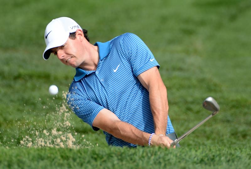 Golf - McIlroy targets four in a row as playoffs open