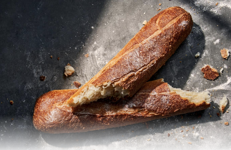 baguette from Panera Bread
