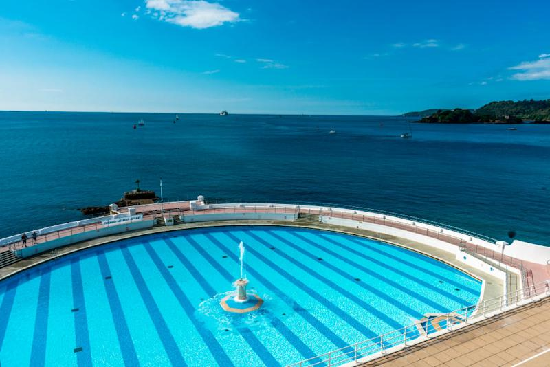 Tinside Lido in Plymouth is one of the facilities to reopen soon (Getty Images)