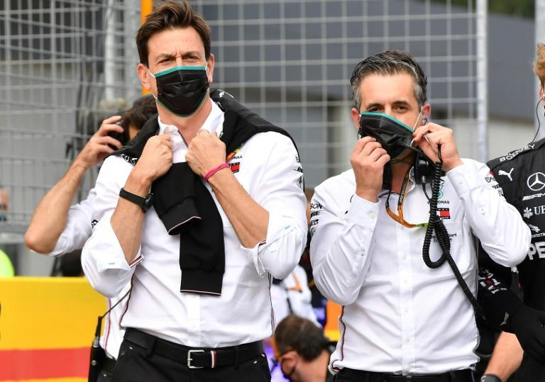 Mercedes chief Wolff considering future as job 'takes its toll'