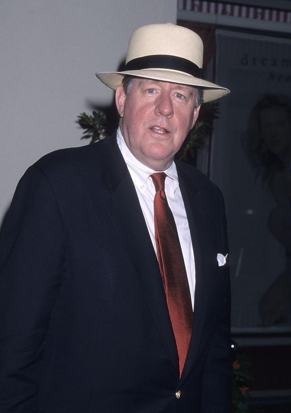 <p>Edward Herrmann was by far one of the most recognizable names when he starred as Richard Gilmore, Rory's dashing and intellectual grandfather. From <em>Overboard </em>to <em>Annie</em>, he was an impeccably trained actor who was instantly recognizable for his tall and strong stature.</p>