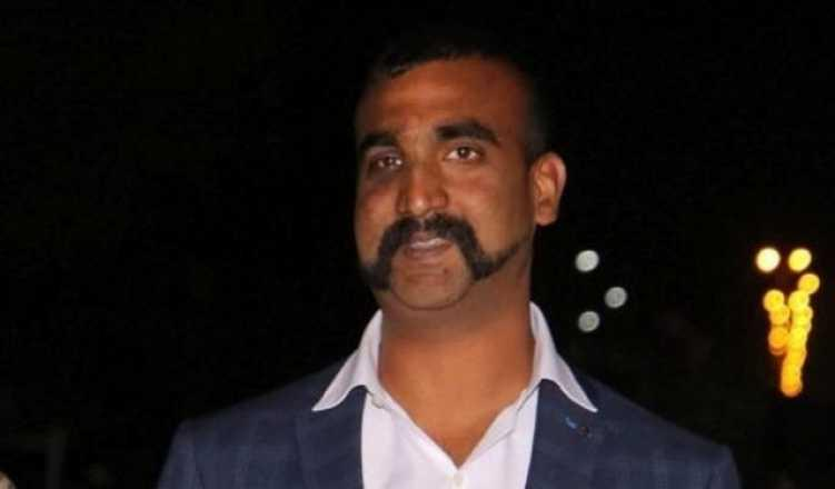 Wing Commander Abhinandan's unit gets 'Falcon Slayers' patches