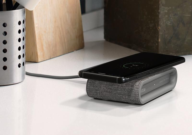 Save 36 percent on this handy wireless charger. (Photo: Amazon)