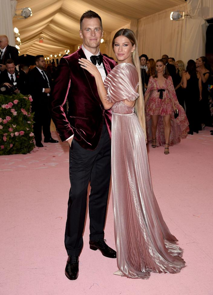 From newlyweds like Joe Jonas and Sophie Turner to Met Gala regulars like Kim and Kanye, it was a major night for showcasing A-list love.