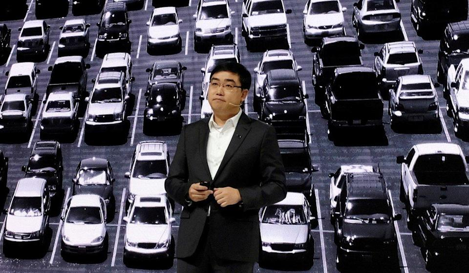 Cheng Wei founded Didi in 2012. Photo: Reuters