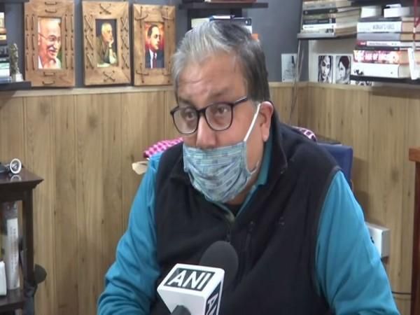 RJD leader Manoj Jha (Photo/ANI)