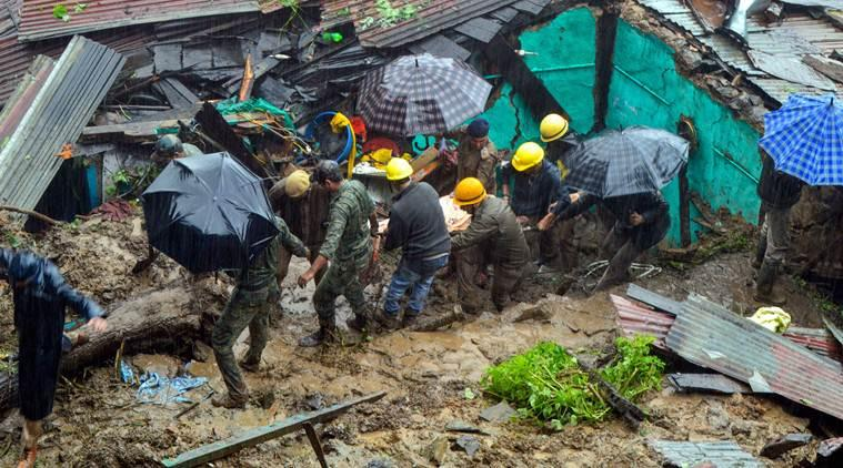 Weather forecast Today Live Updates: Rain-related incidents claim 42 lives in Himachal Pradesh, Uttarakhand, Punjab and Haryana