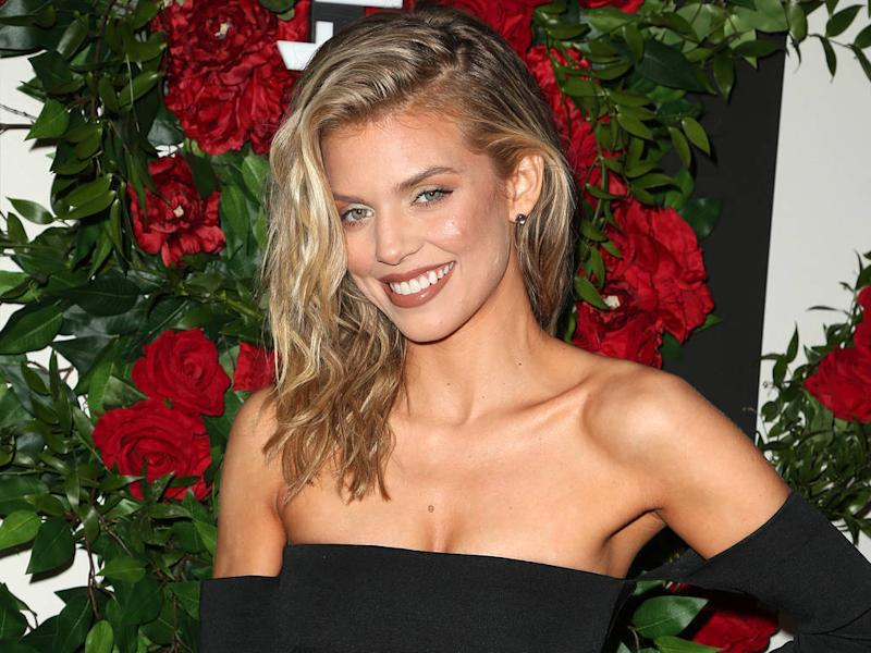 AnnaLynne McCord began 'convulsing' during therapy