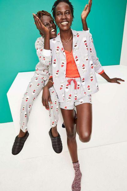 PHOTO: Old Navy introduces inclusive holiday pajamas. (Old Navy)