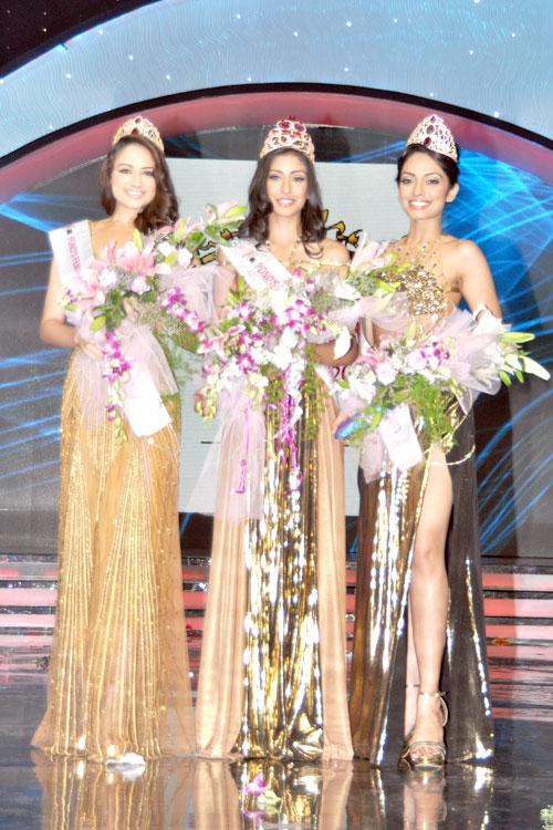 The beauty pageant completed its 50 years and so the organisers made it a pan India event in the true sense by taking extra care in selecting girls from every corner of India. Auditions were held at Pune, Goa, Indore, Kolkata, Bangalore, Chandigarh and Delhi. (IANS)