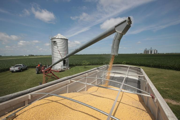 American farmers caught in the middle of global trade war